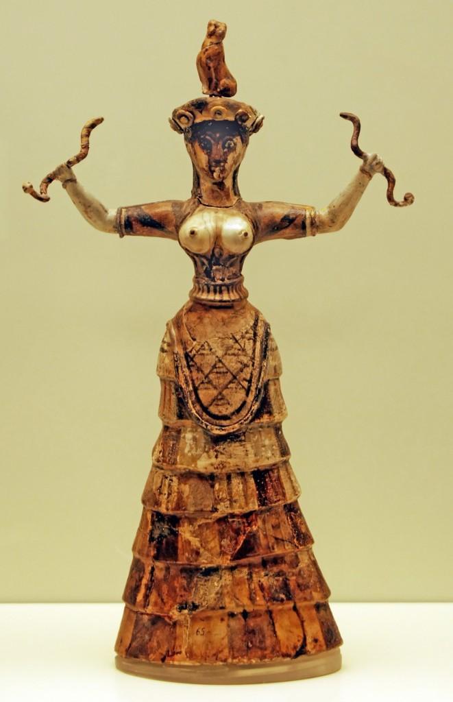 minoan snake goddess essay examples