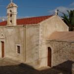 Arrival on Crete