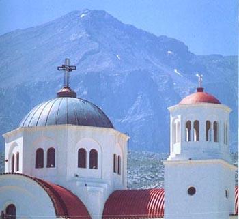 Road to Ayios Nikolaos
