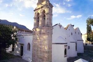 Byzantine church of Panagia
