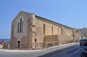 Ayios Petros is the best of 12th century Dominican architecture