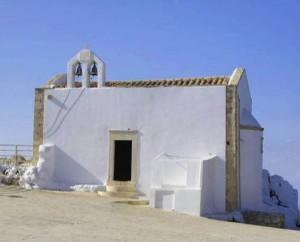 Chapel on Mt. Iouktas, not far from the Minoan sanctuary