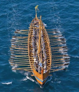 Argonauts row into the Aegean and another great adventure
