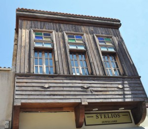 "Turks added wooden ""sachnisia"" to Venetian houses to make them more like home"