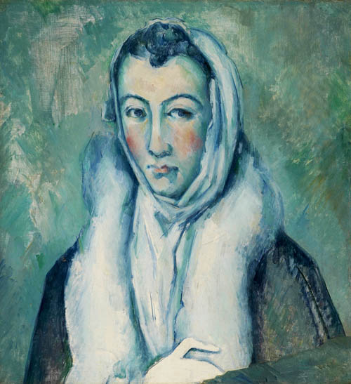 "Cézanne's ""Lady in Fur"" is the artist's tribute to El Greco"