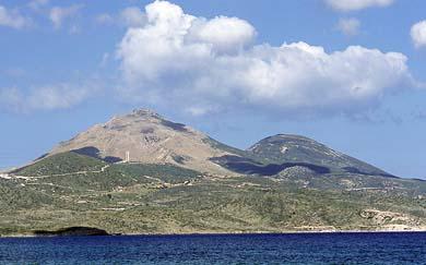 Passage to Paros